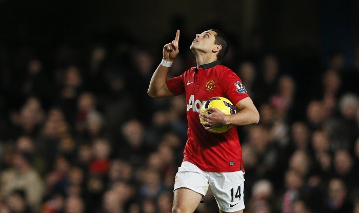 Manchester-United-striker-Javier-Chicharito-Hernandez